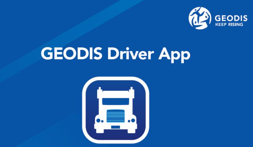 GEODIS Driver App-1